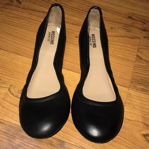 Mossimo for Target Black ballet flats